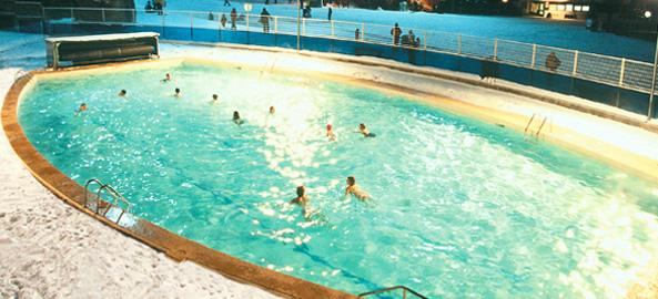 Hotele z basenem odkrytym