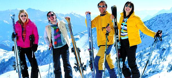 Hotele blisko wypożyczalni nart
